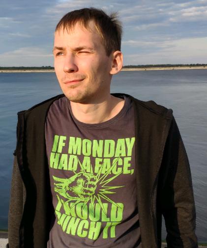 Комарчук Сергей